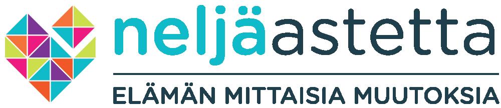 Neljä Astetta Oy:n logo